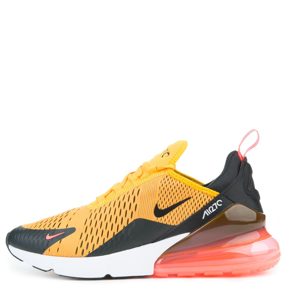 632321c5dd3f02 Air Max 270 BLACK UNIVERSITY GOLD-HOT PUNCH WHITE