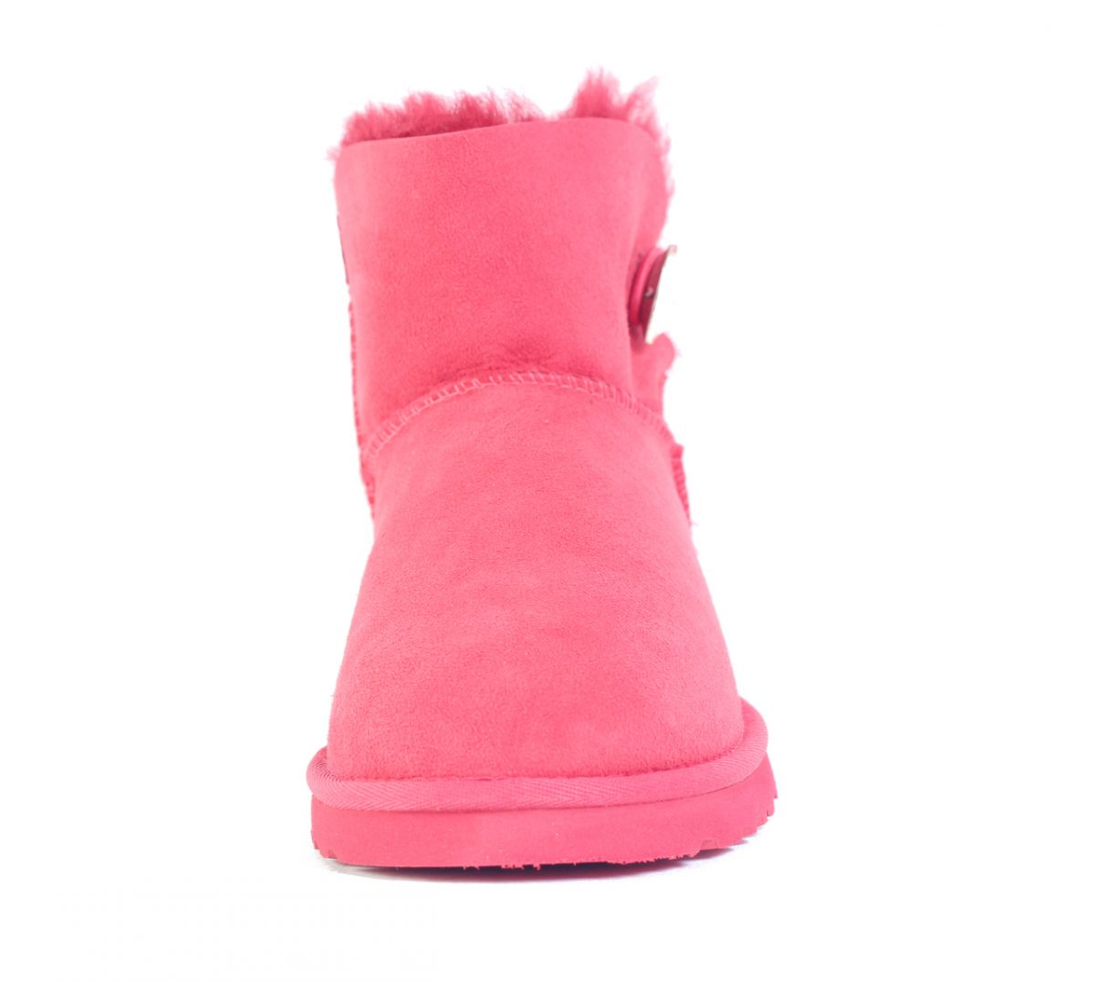 484f714f91a UGG Australia for Women: Mini Bailey Button Bling Boot Red