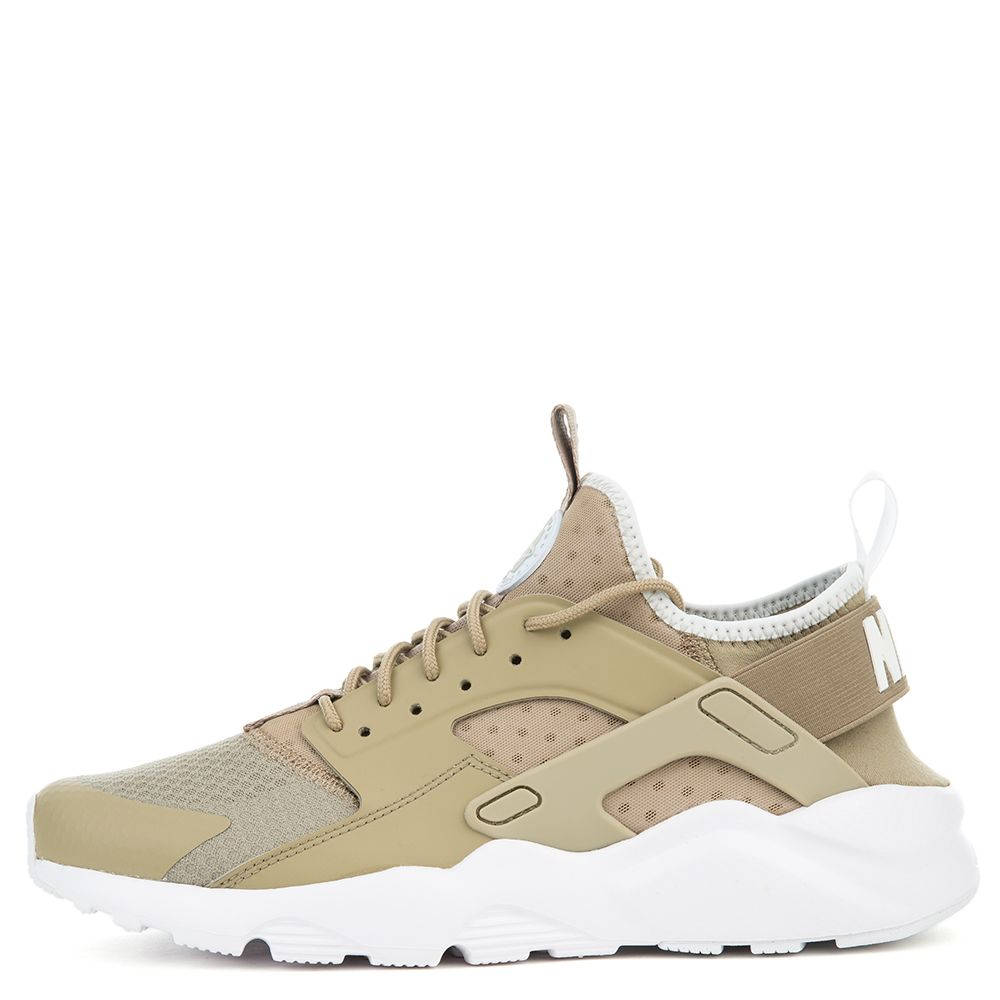 414a81f42 AIR HUARACHE RUN ULTRA KHAKI PALE GREY-WHITE