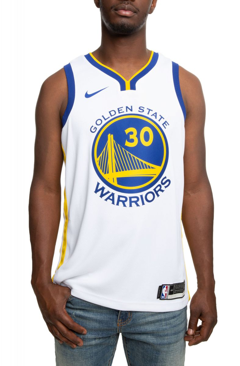 1708f257fb0 GOLDEN STATE WARRIORS STEPHEN CURRY SWINGMAN JERSEY