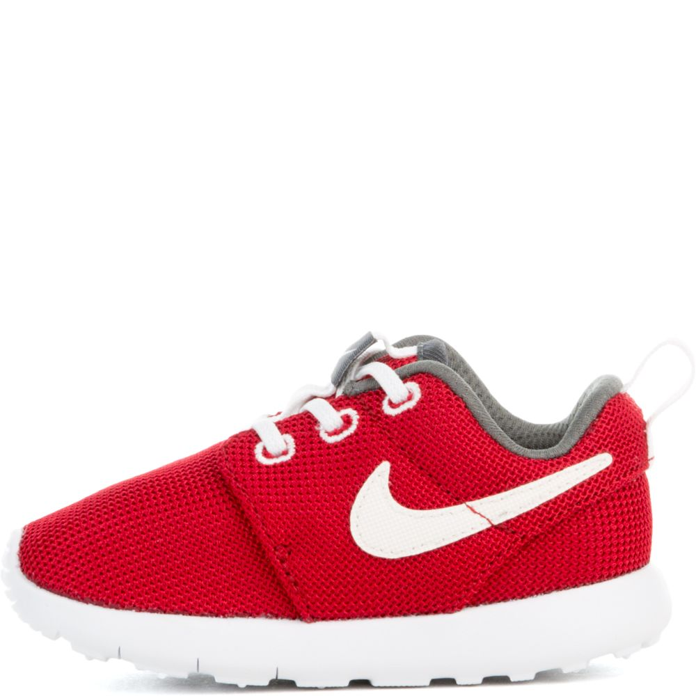 bfbc4cc1b937 NIKE ROSHE ONE (TD) GYM RED DARK GREY  WHITE