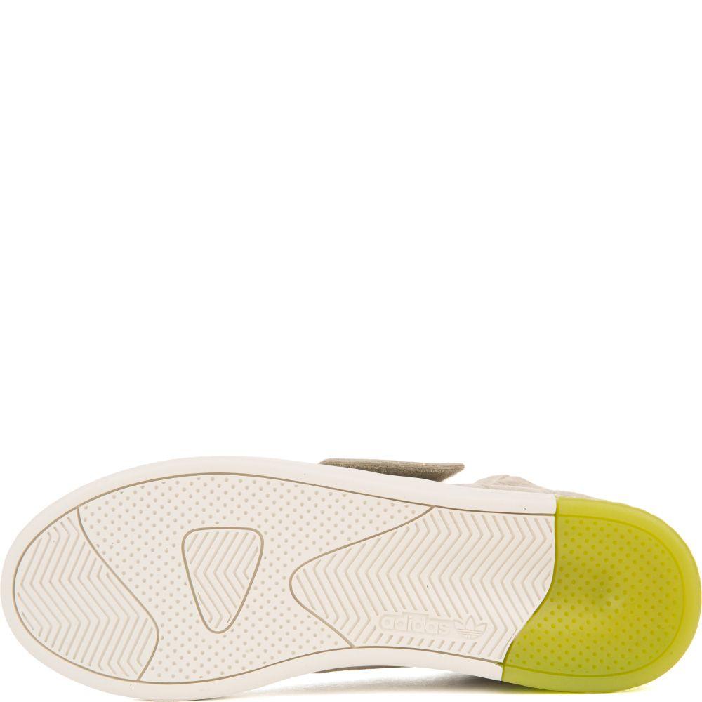 adidas for Men  Tubular Invader Sesame Sesame Semi Solar Slime Strap  Sneakers Sesame 906d482b8