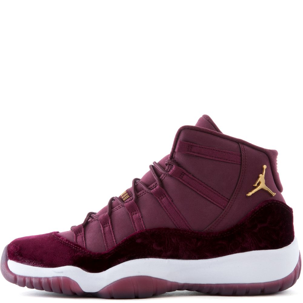 5c194b5c19cb70 Air Jordan 11 Retro RL GG Burgundy White Gold