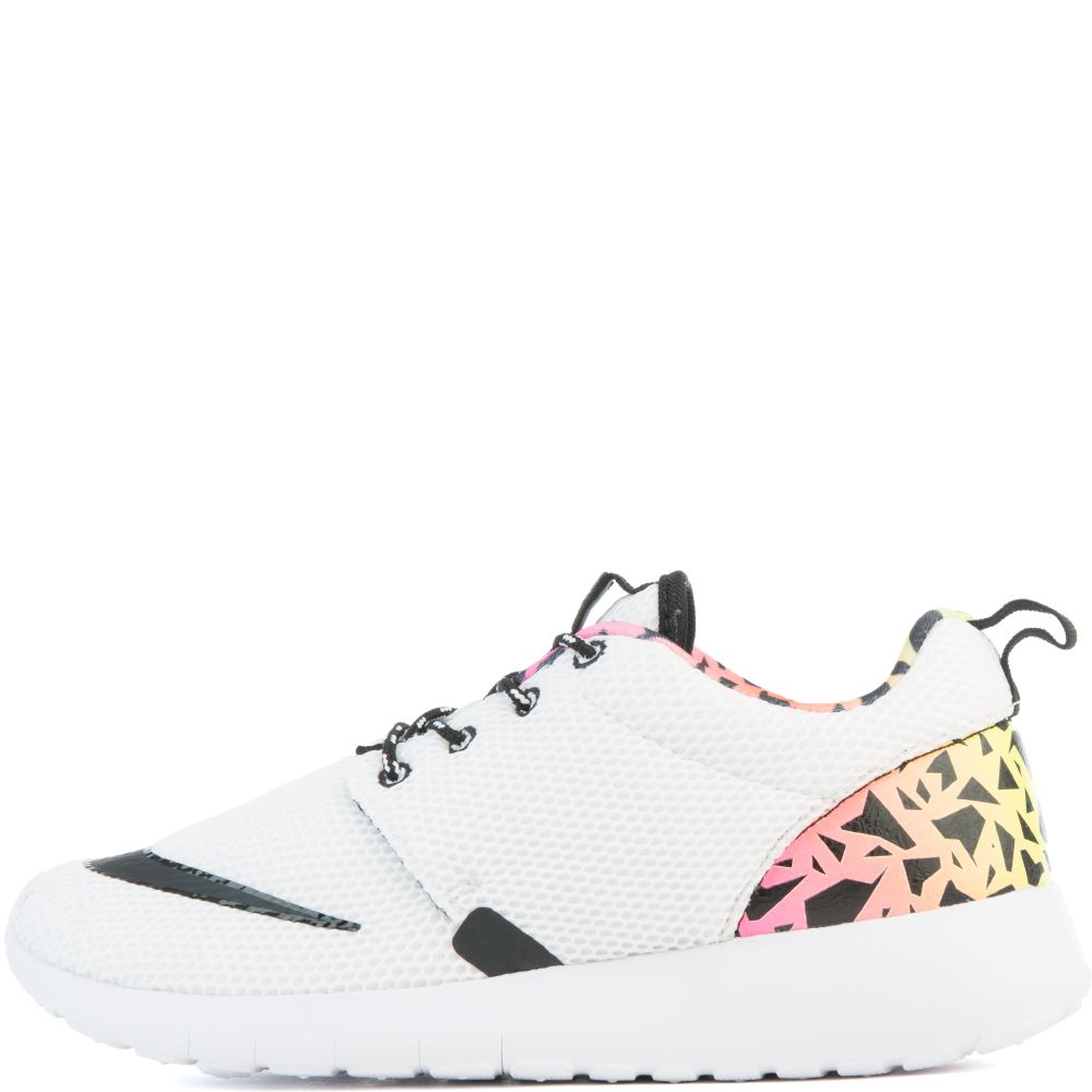 a6b2250a019e KID S ROSHE ONE FB Black pink yellow