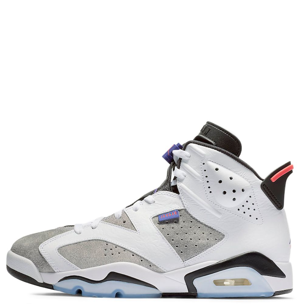 AIR JORDAN 6 WHITE DARK CONCORD-BLACK-INFRARED 23 805231ba63