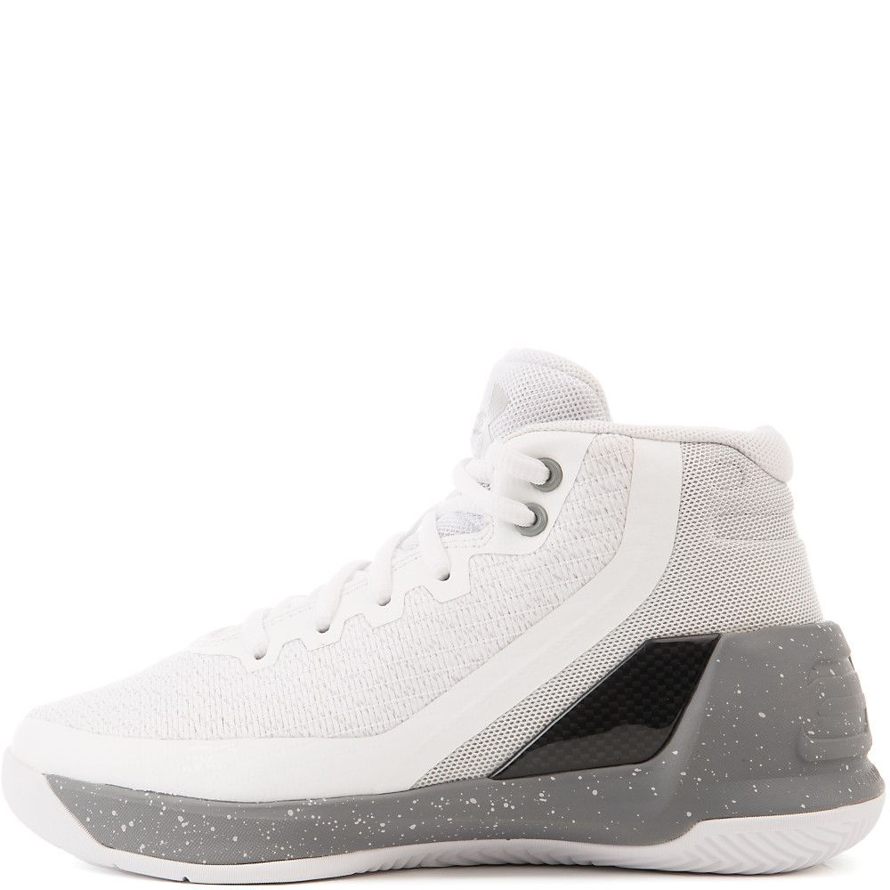 under armour curry 3 silver kids