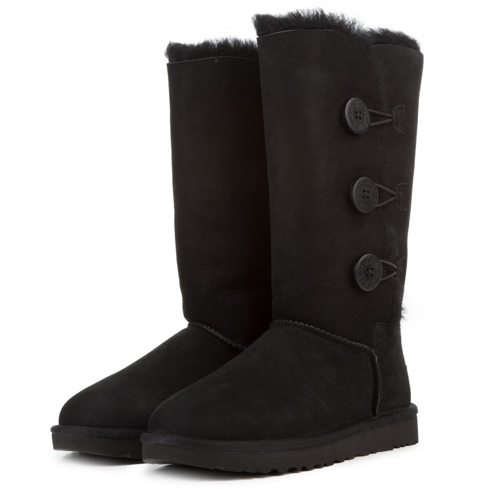 8f15719191f Women's Bailey Button Triplet II Black Boot BLACK