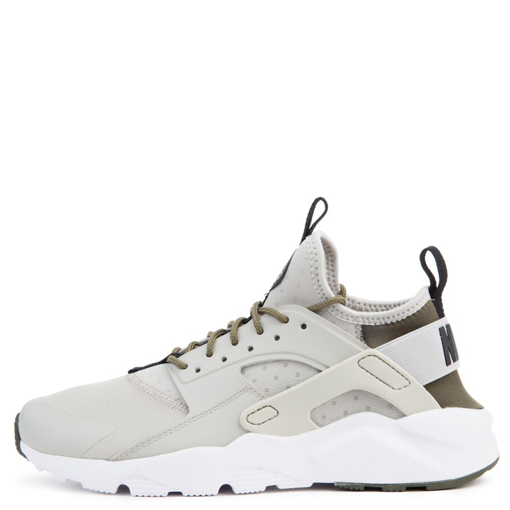 8a9779a8526a Air Huarache Run Ultra PALE GREY BLACK-CARGO KHAKI-COOL ...