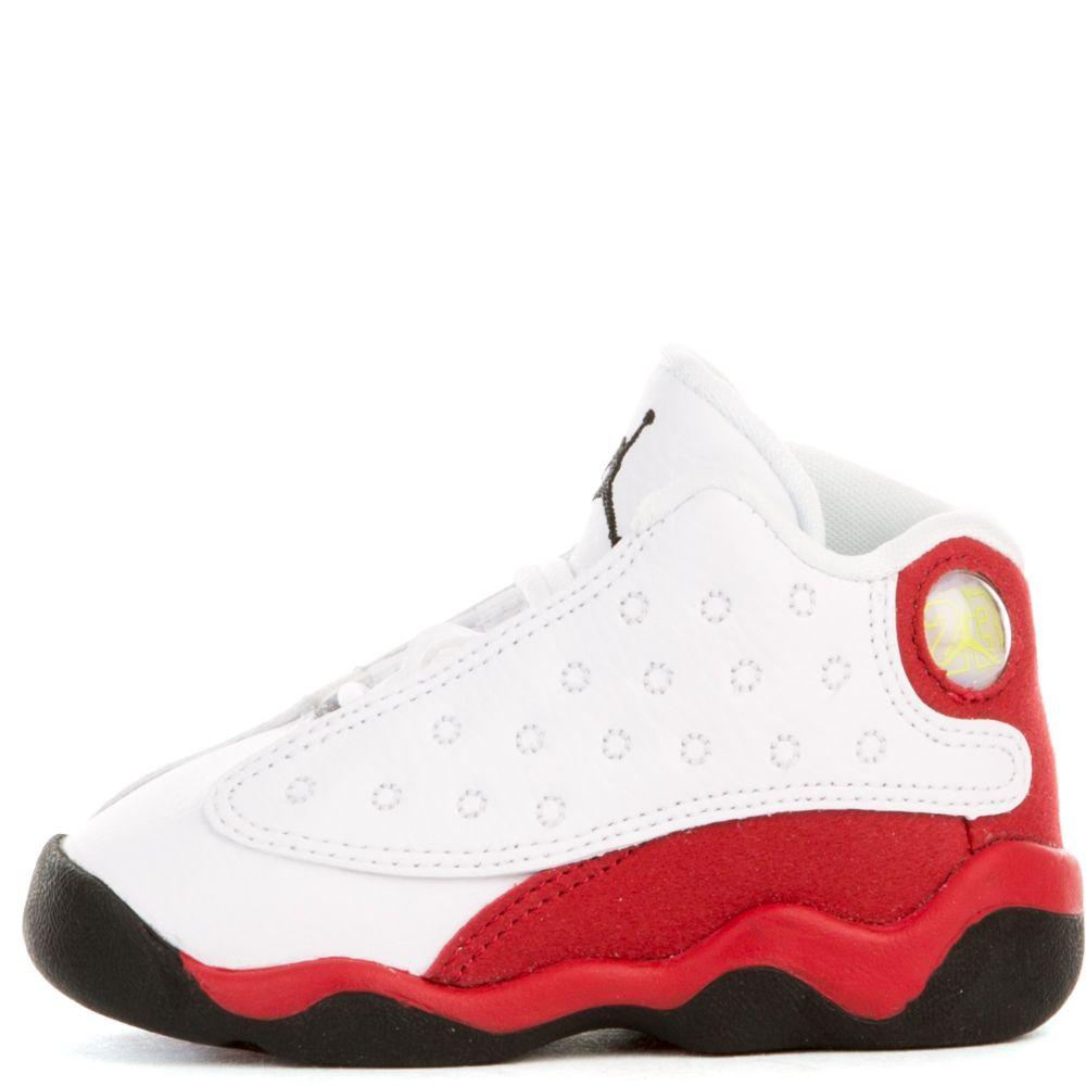 cc5f59e49061 Jordan 13 Retro WHITE BLACK-TRUE RED-COOL GREY