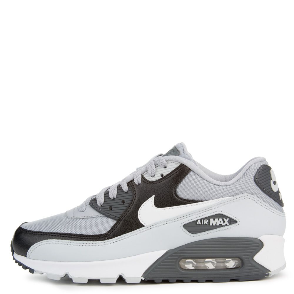 52d9d6d3637f Air Max 90 Essential WOLF GREY WHITE-PURE PLATINUM-BLACK