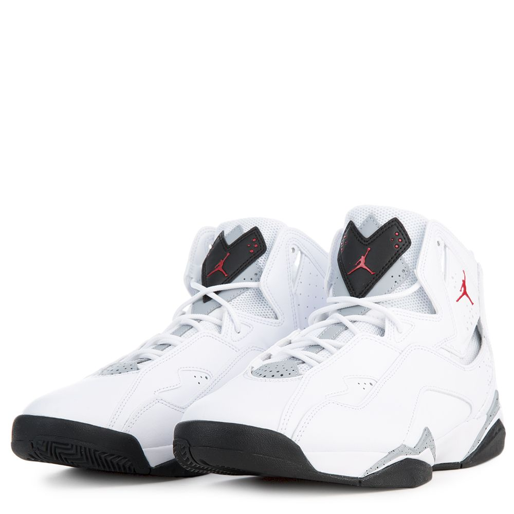 promo code 8d47e 34340 ... germany jordan true flight white gym red black wolf grey 9a972 fc89d