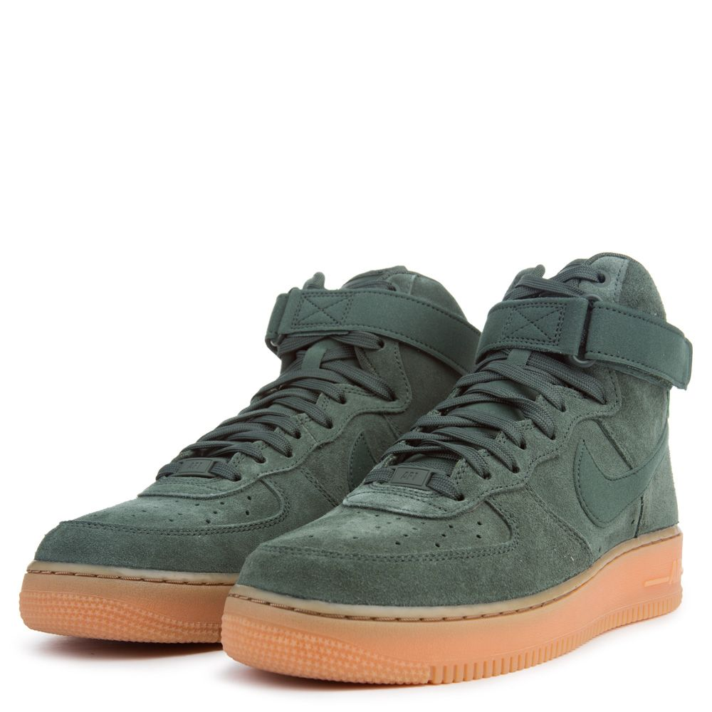 48aa4a0d27c Air Force 1 High  07 LV8 Suede VINTAGE GREEN