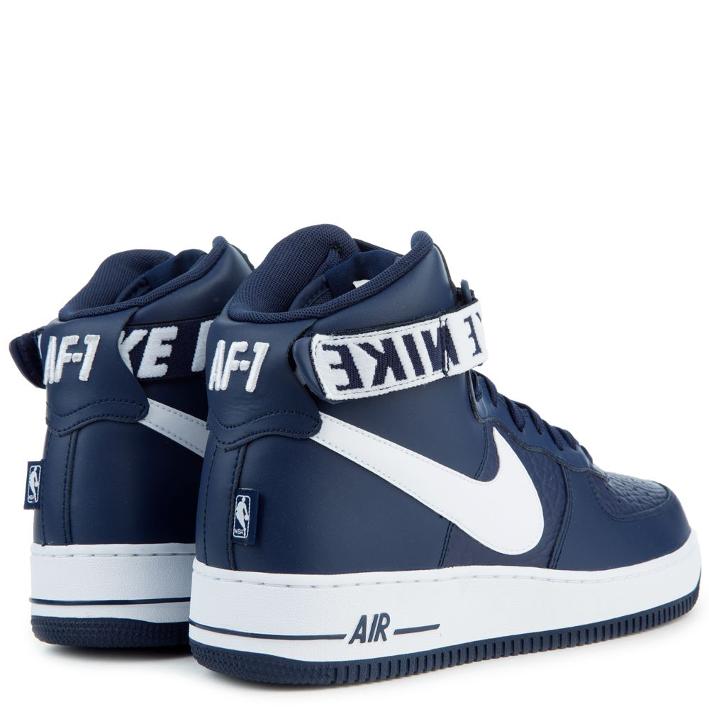 new concept a8c67 2e331 Air Force 1 High 07 COLLEGE NAVYWHITE