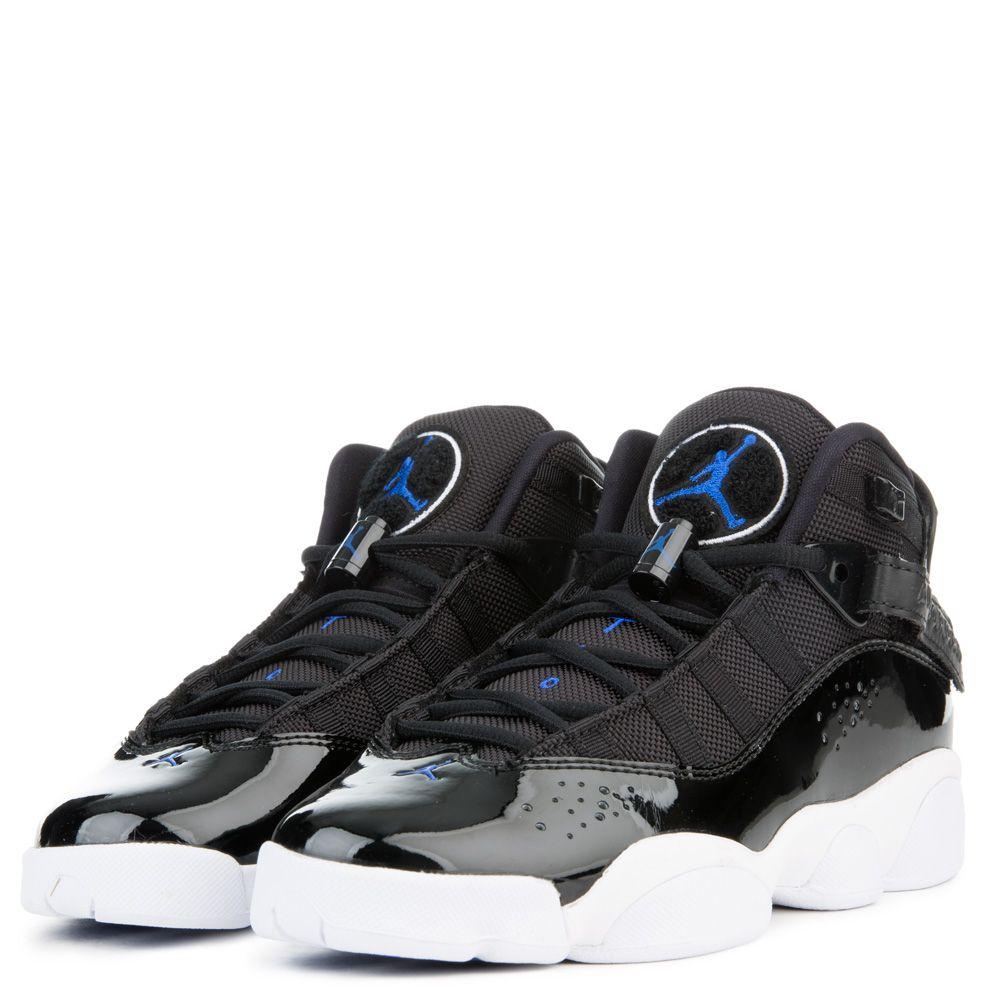 24f2c49010ee Jordan 6 Ring BLACK HYPER ROYAL WHITE