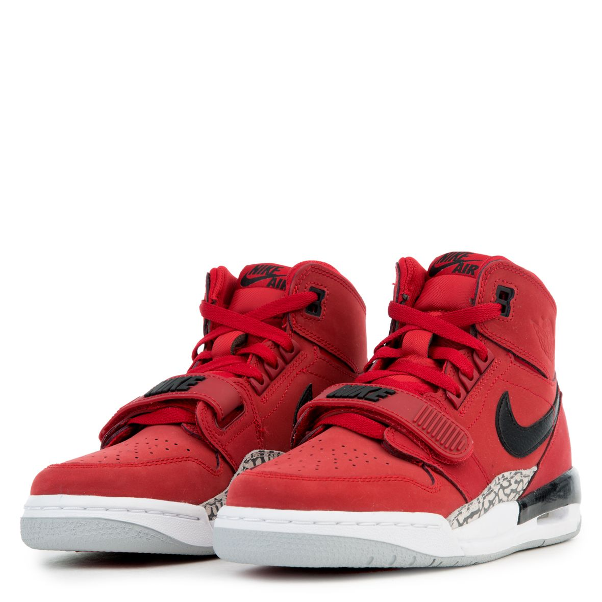 sports shoes be5d5 2242a ... AIR JORDAN LEGACY 312 VARSITY RED BLACK-WHITE ...