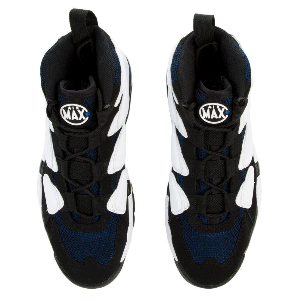 premium selection a1ad0 de600 Air Max2 UPTEMPO  94 WHITE BLACK-ROYAL BLUE-LEMON TWIST