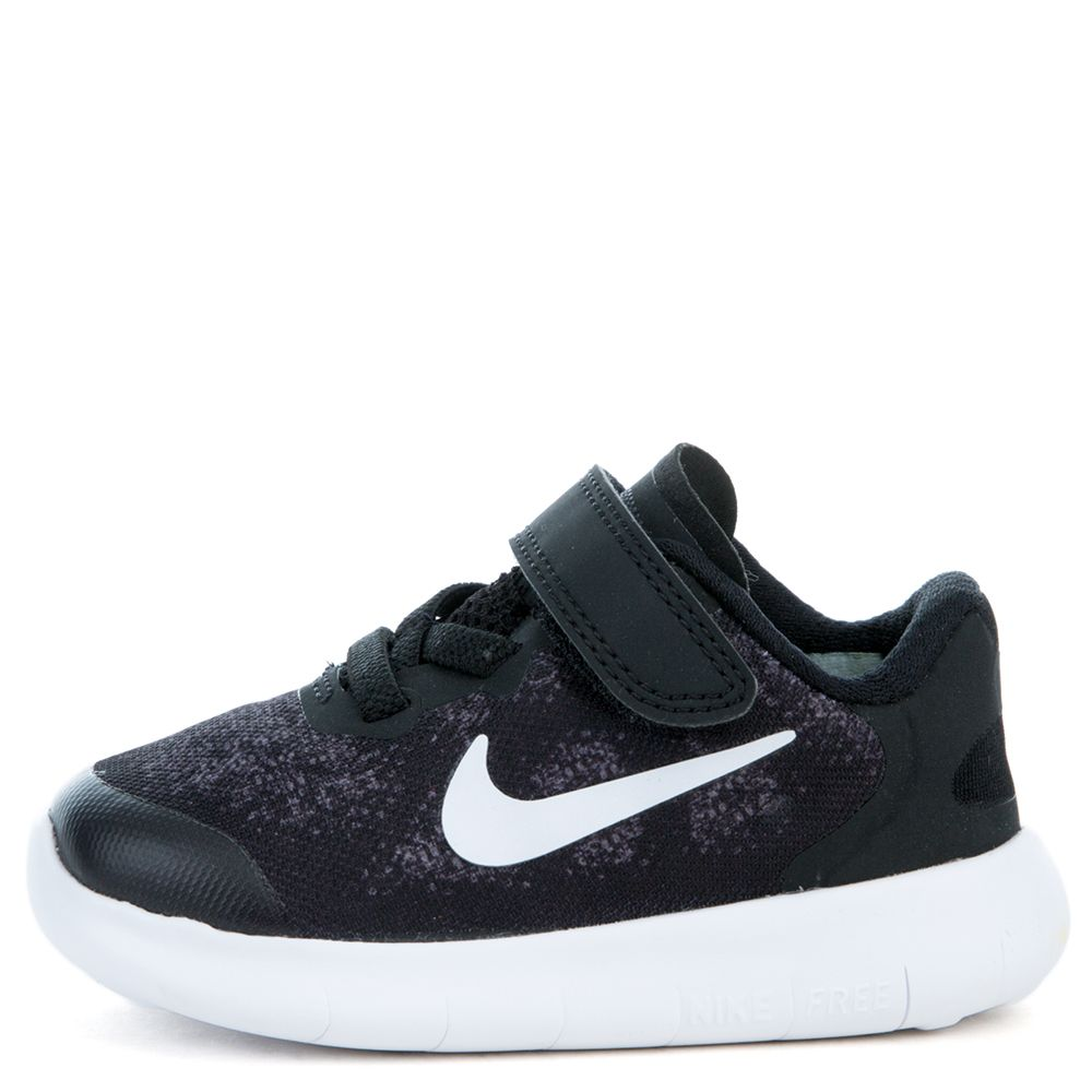 innovative design 7378d 13a35 Nike Free Rn 2 (TDv) Black White-Dark Grey-Anthracite