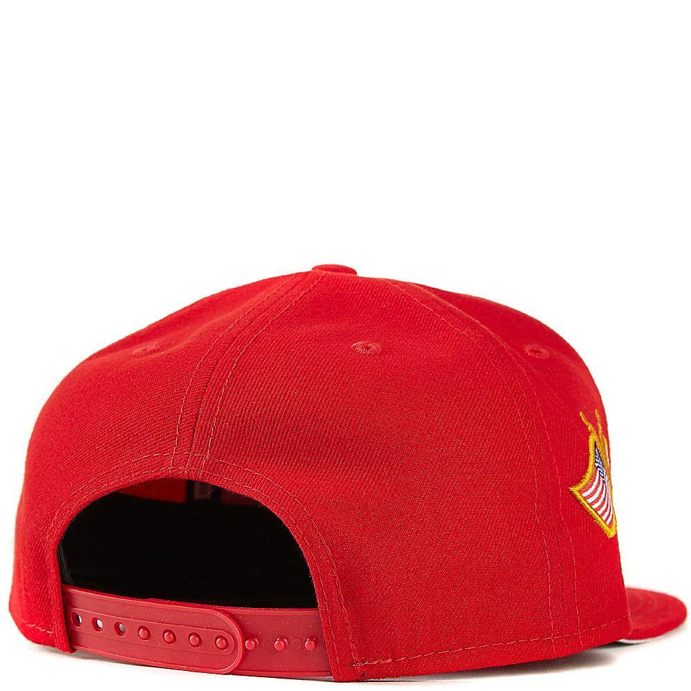 cb45c674641 Los Angeles Angels Snapback Hat Red Grey
