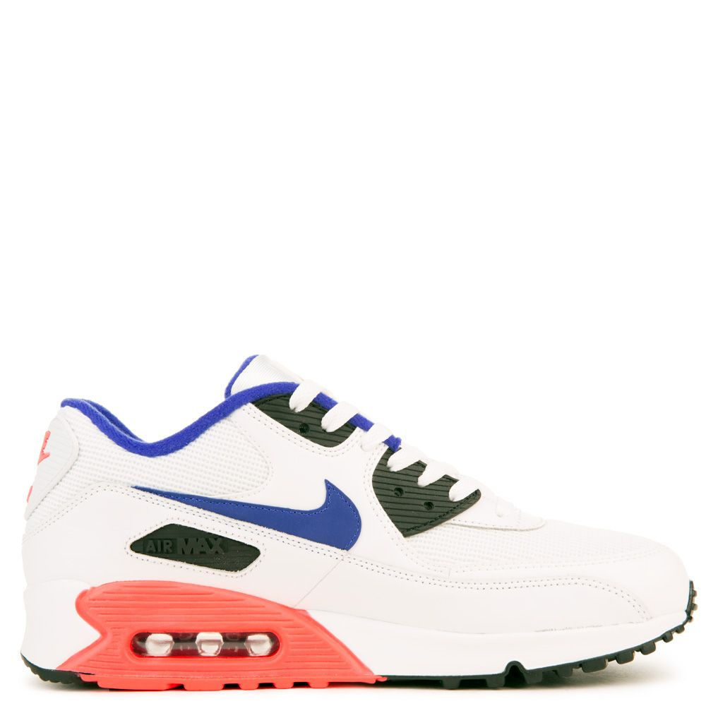 8b304e2423 Air Max 90 Essential WHITE/ULTRAMARINE-SOLAR RED-BLACK