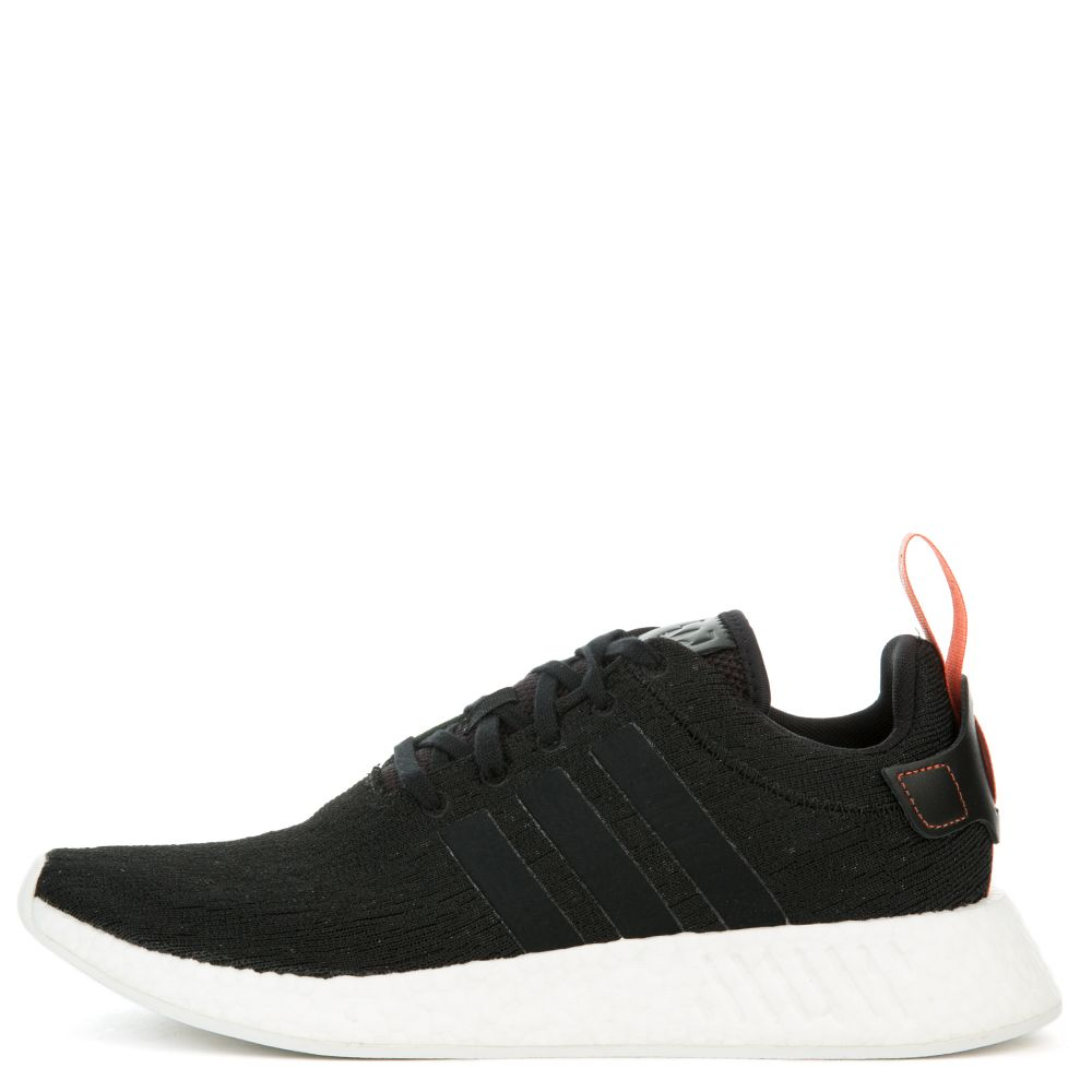 131b69e34ad8d3 adidas NMD R2 Men s Coral Black Sneakers Coral Black