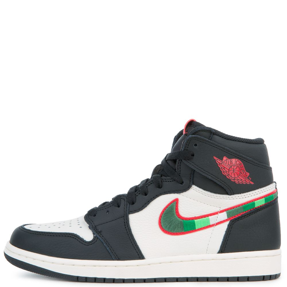 2869e93f5acf AIR JORDAN 1 RETRO HIGH OG BLACK VARSITY RED-SAIL-UNIVERSITY BLUE - Shoes - Mens  Jordan - Jordan - Brands