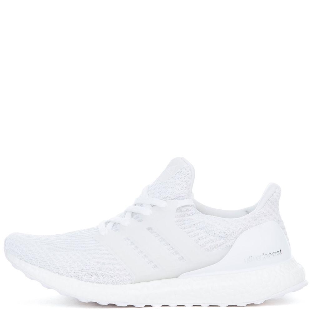 b4d44e0845332 Men s Ultra Boost Athletic Lifestyle Sneaker WHITE WHITE WHITE