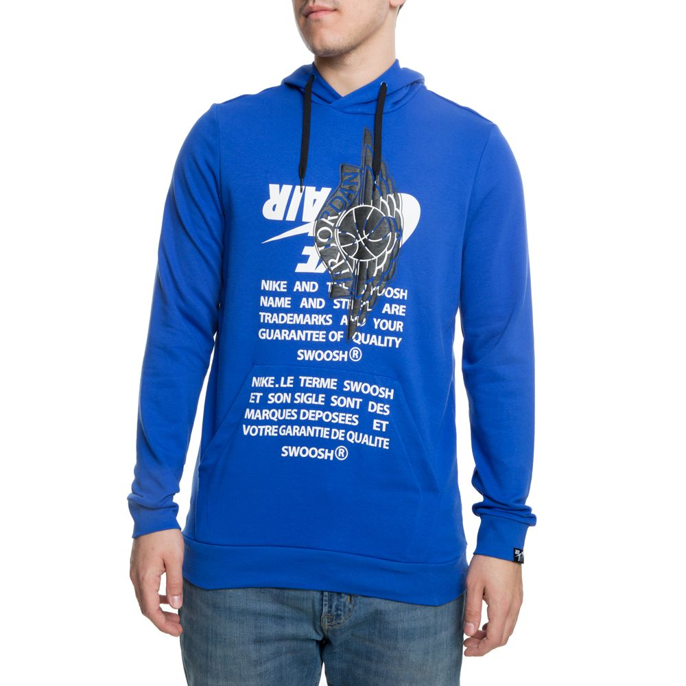 3bb55581e14 Jumpman Wings Classic Pullover Hoodie