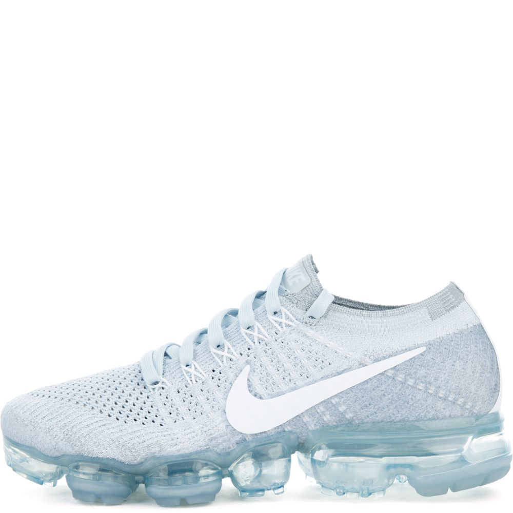great fit f18cc fe611 wmns nike air vapormax flyknit pure platinum/white-wolf grey