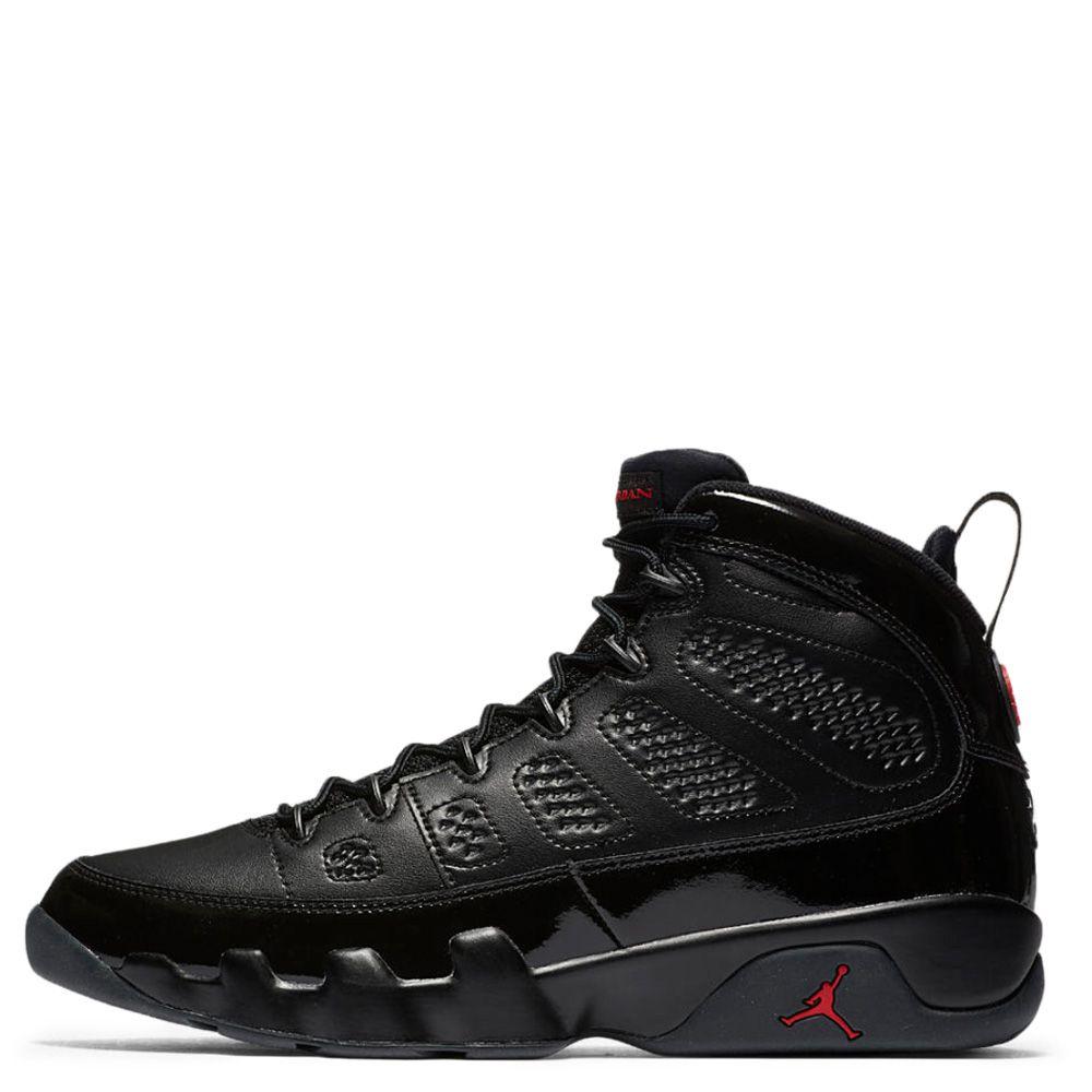 on sale c8552 06495 Jordan - MEN S AIR JORDAN 9 RETRO BLACK UNIVERSITY RED ANTHRACITE