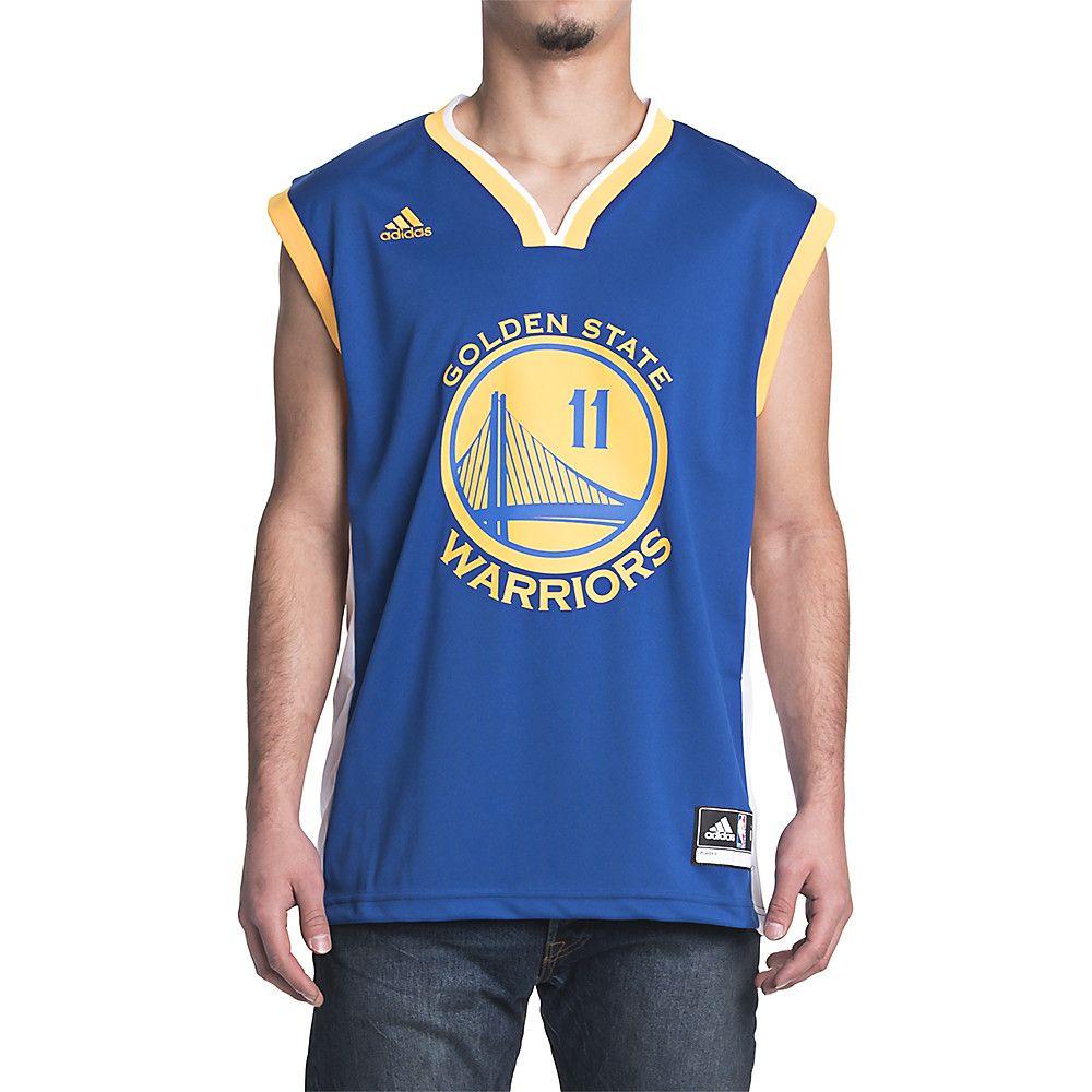 12ec97040890 Men s Basketball Jersey Golden State Warriors Thompson