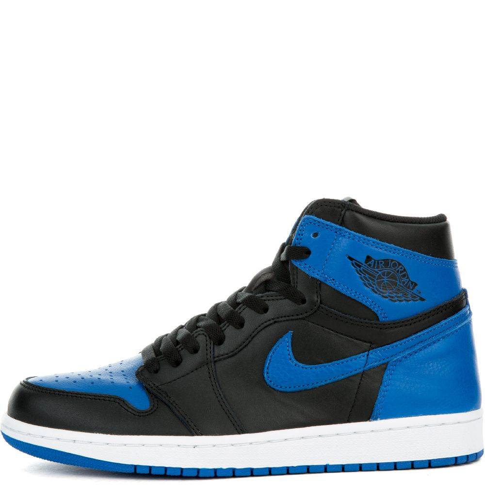 promo code 94a72 1b6b2 best price air jordan 1 retro high og black royal white b3a5a 3c512