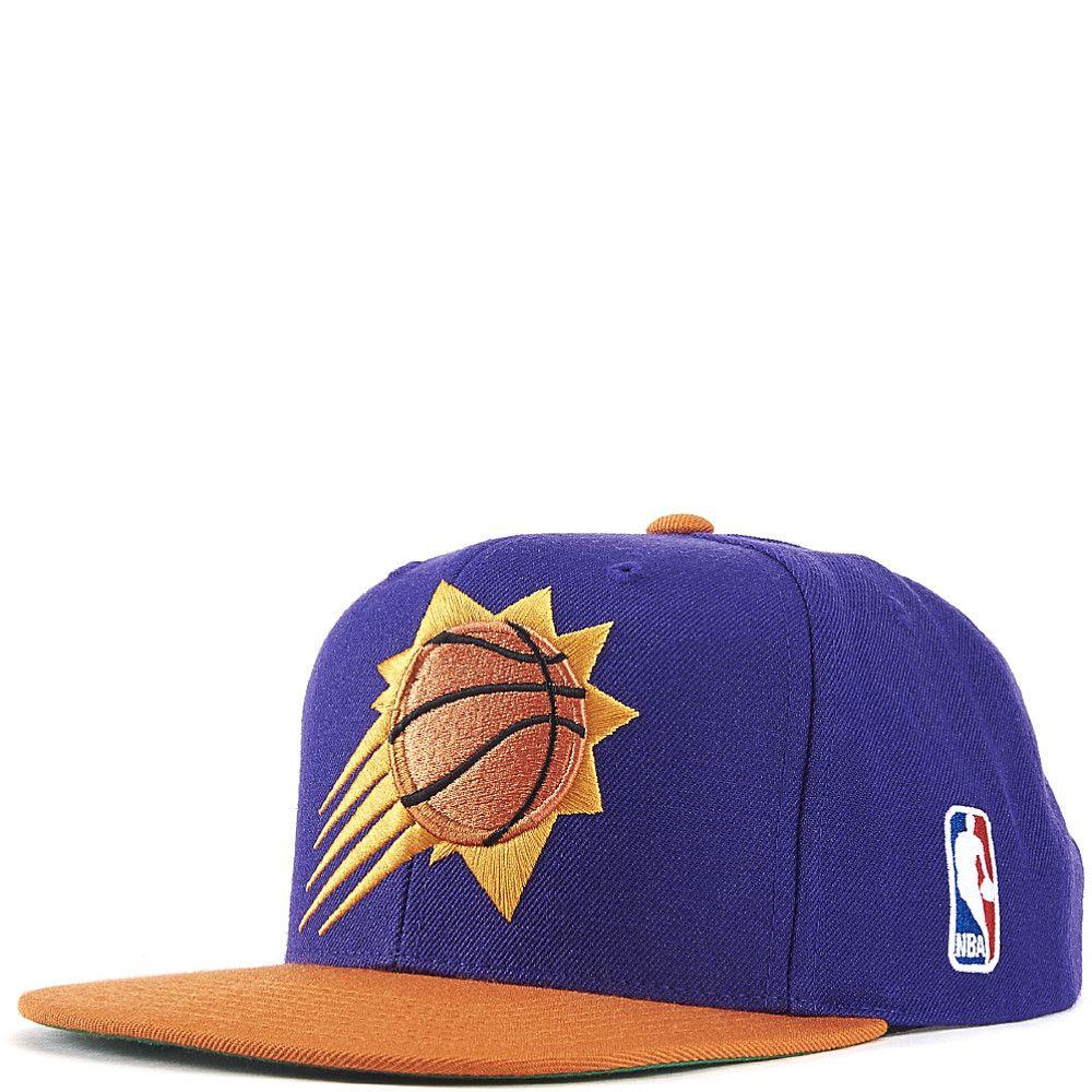 cb0bbed640c Phoenix Suns Snapback Purple