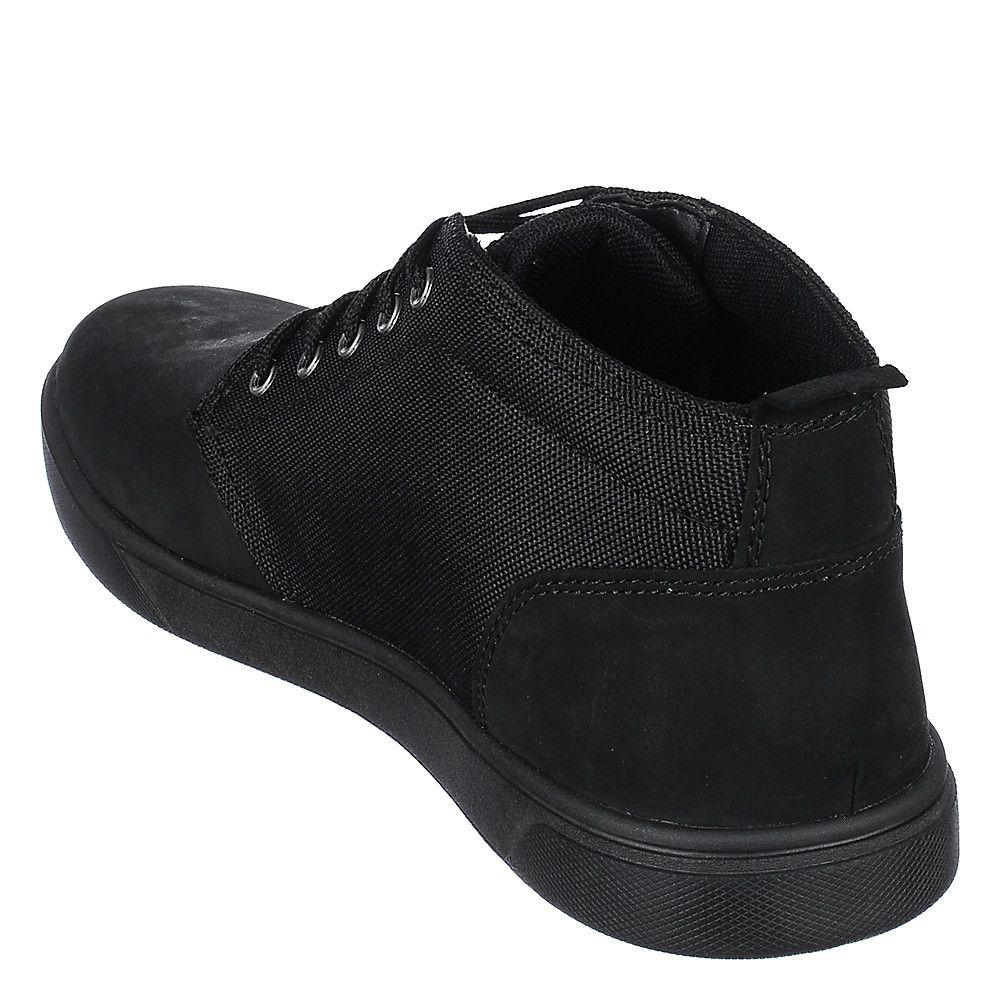 Black Men's Casual Boot Groveton Chukka