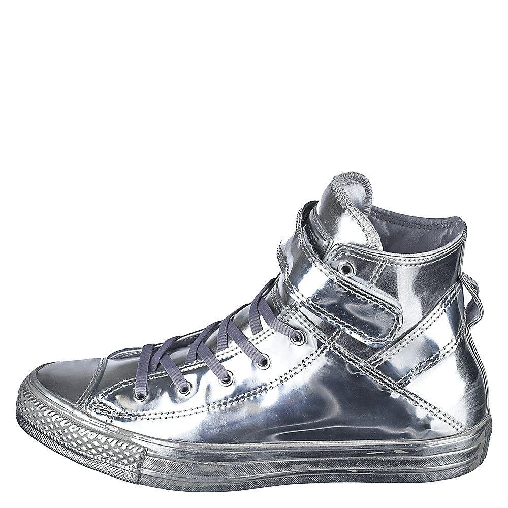 28117049eb7d Women s Casual Sneaker Chuck Taylor All Star Brea Metallic