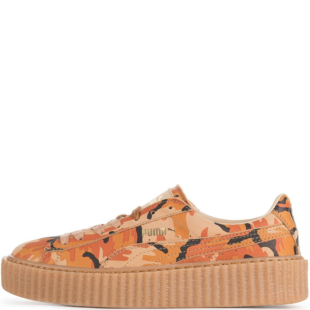 823947fefdc16 Puma Suede Creepers Women's Casual Lace-Up Sneaker | Shiekh Shoes