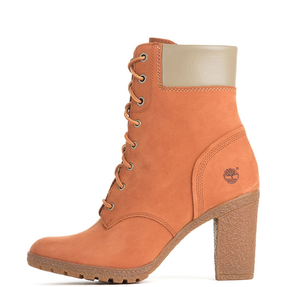 dd9f4ca2c977 Timberland Glancy 6 IN Women s Low Heel Ankle Boots