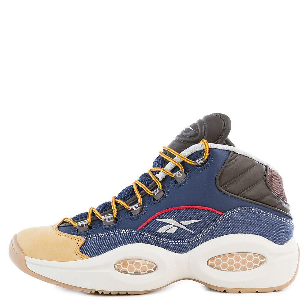 152086dc8eab Men s Question Mid Dress Code Athletic Basketball Sneaker