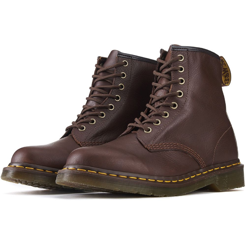 8f4e63bad75 Dr. Martens for Men: 1460 Carpathian Tan Boots Tan