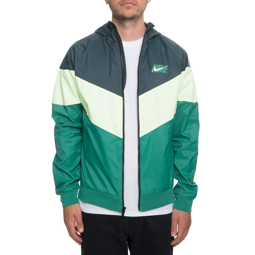 e97913cbf3 MEN S NIKE WINDRUNNER JACKET DEEP JUNGLE BARELY VOLT
