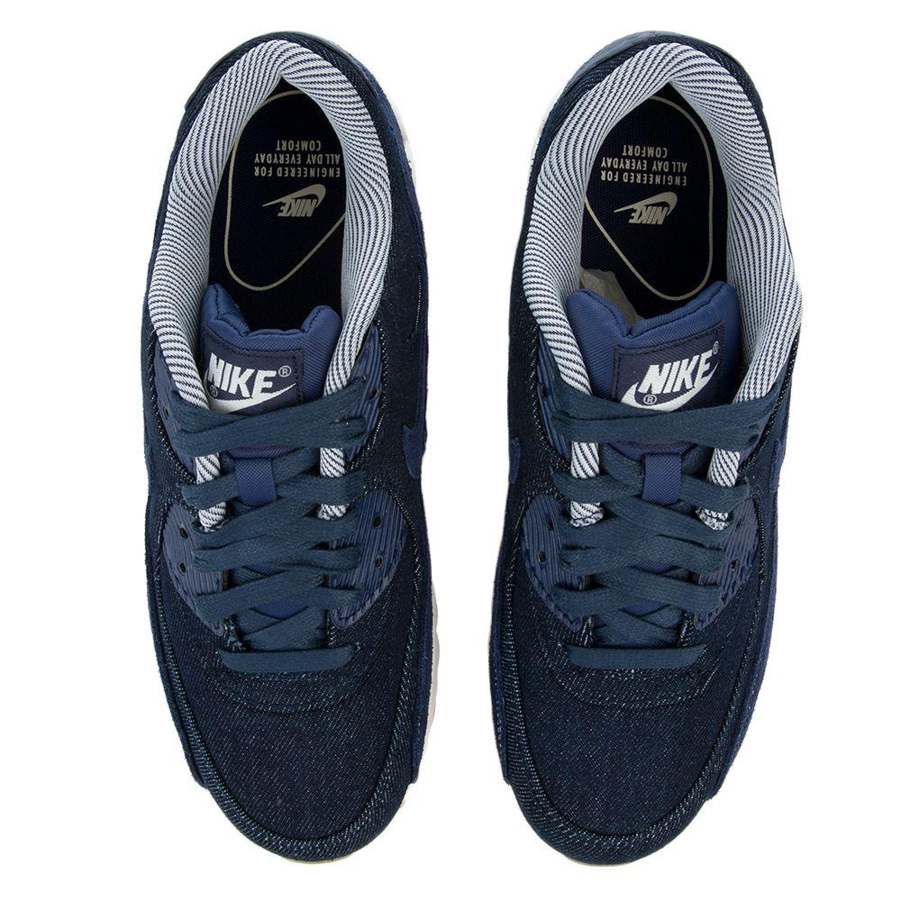 new style 3410c 8c406 Nike Women s Air Max 90 Se Binary Blue Binary Blue-Muslin-Sail.  119.99. In  stock. SKU. 881105 401