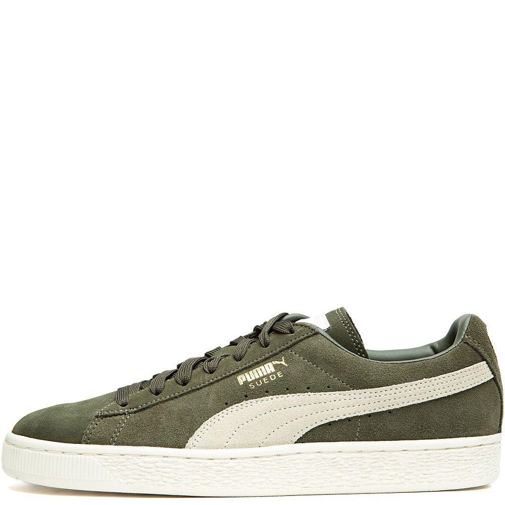 c307ac097d53 Men s Suede Classic + Sneaker OLIVE NIGHT BIRCH