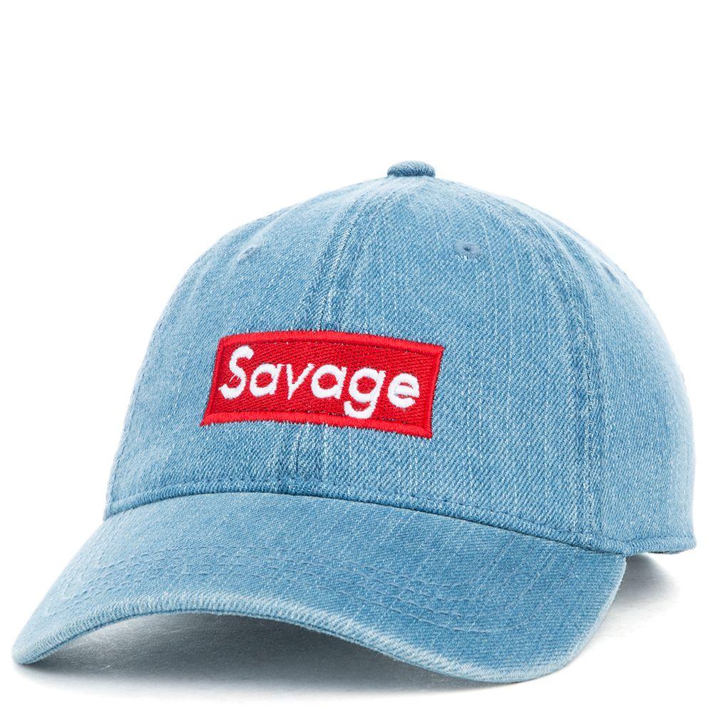 8410a9ffad0 ... ireland denim savage dad hat red 3fc15 4ae82