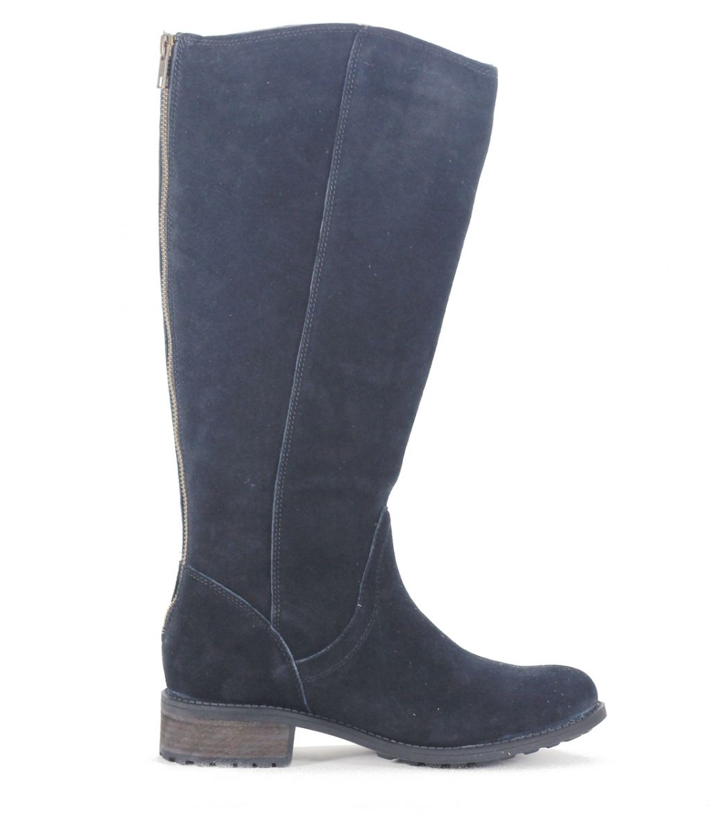 f2c25eb3dd2 UGG Australia for Women  Seldon Black Suede Tall Boot BLACK. Special Price   160.99 Regular Price  200.00
