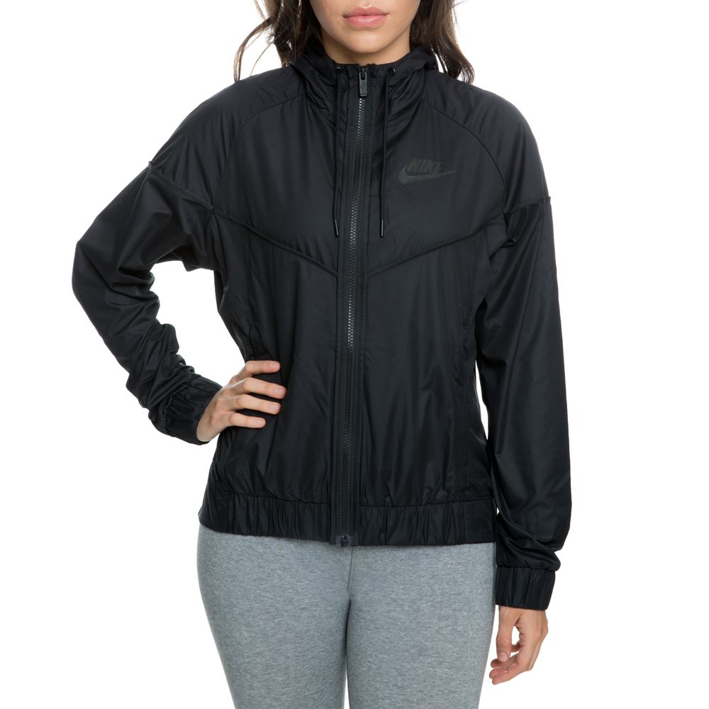 22ce8ff32ce0 WOMEN S NIKE WINDRUNNER JACKET BLACK