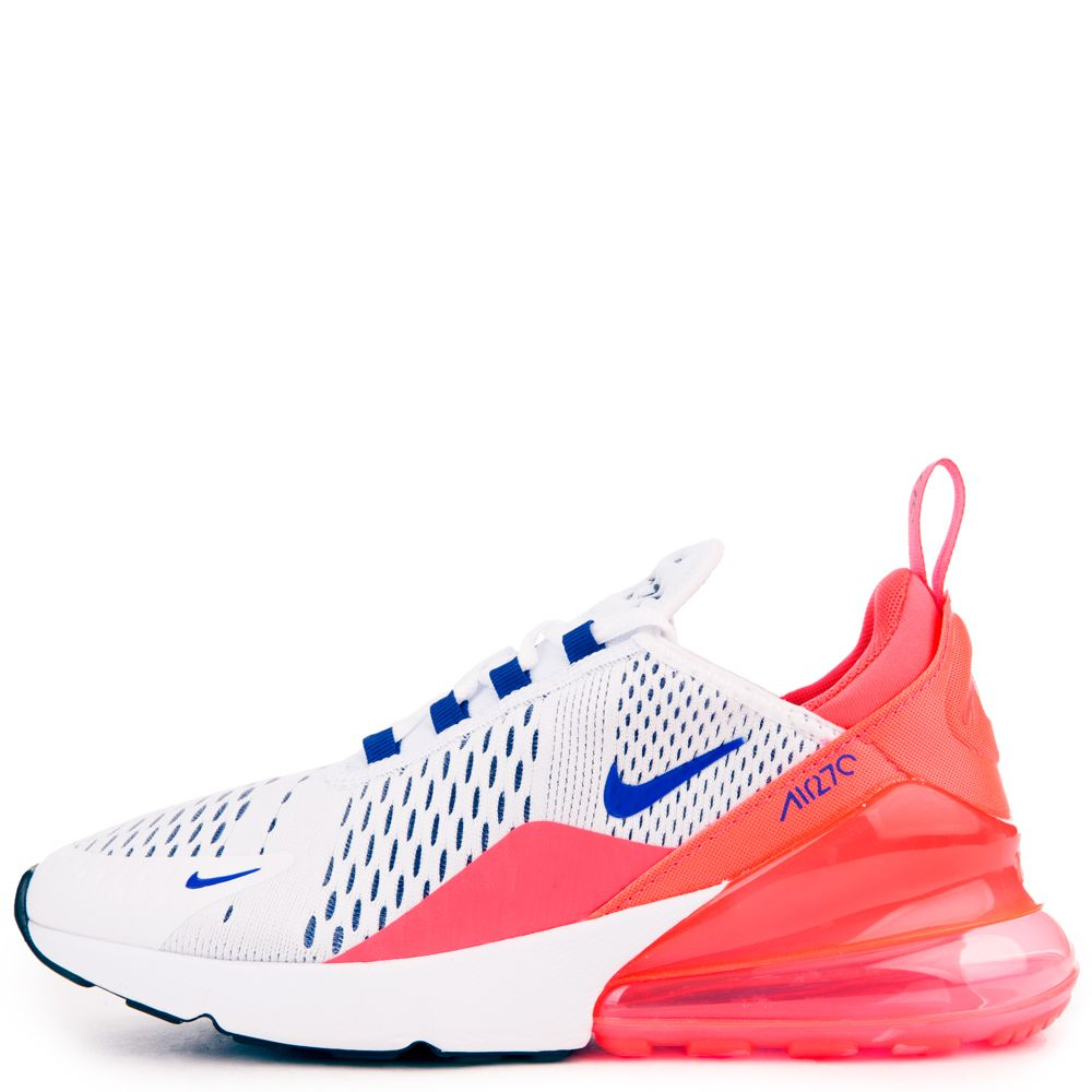 Air Max 270 WHITE ULTRAMARINE SOLAR RED BLACK fb81f8bc3834