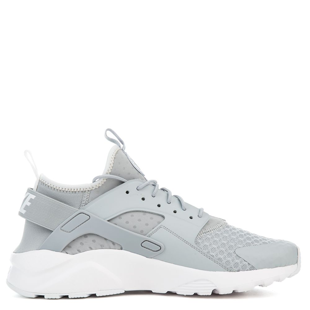 80f1197bf87 NIKE AIR HUARACHE RUN ULTRA WOLF GREY PALE GREY-WHITE
