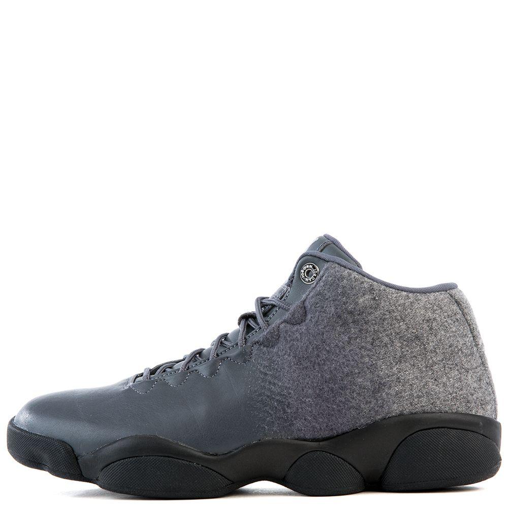 Air Jordan Horizon Premium Low Dark Grey Silver Black 68f4d8fab2