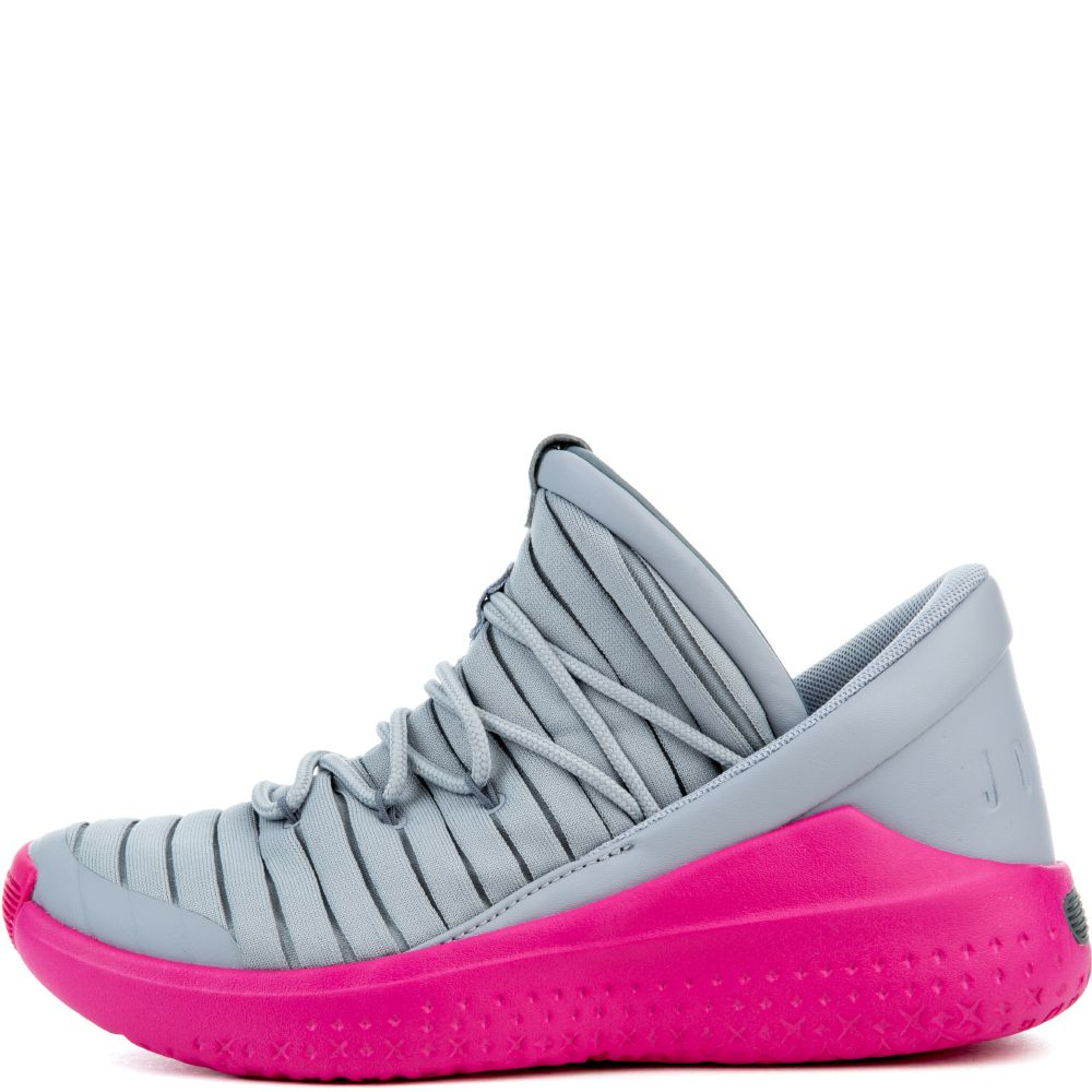 249b095d273742 Jordan Flight Luxe WOLF GREY COOL GREY-DEADLY PINK