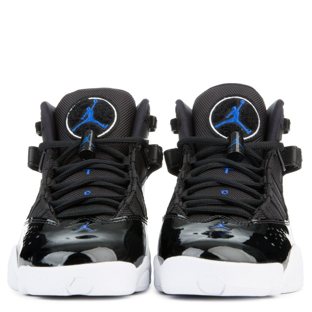 9db0be5dc042 Jordan 6 Ring BLACK HYPER ROYAL WHITE