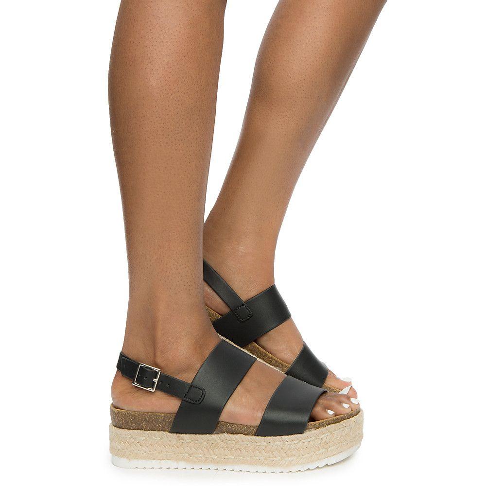 431ab60d997 Women s Kazoo-S Sandals BLACK